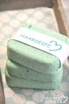 express-haarseife-ohne-lange-wartezeit-shampoo-bar/ - The world's most private search engine Diy Shampoo, Homemade Shampoo, Shampoo Bar, Solid Shampoo, Natural Crochet Hair, Belleza Diy, Diy Beauté, Homemade Cosmetics, Crochet Hair Styles
