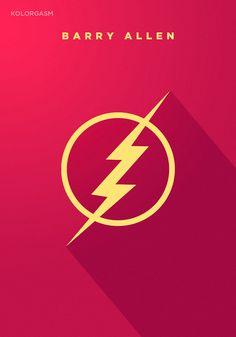 The Flash - Kolorgasm