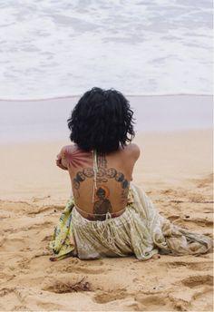 That tattoo! <3