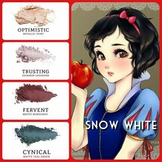 #YSisters have come up with #Awesome #Quad Ideas #SnowWhite #Younique #LovingThoseLids #PickYourQuad #Accentuate #ColorTheEyes Find your favs here: VampYourLashes.com