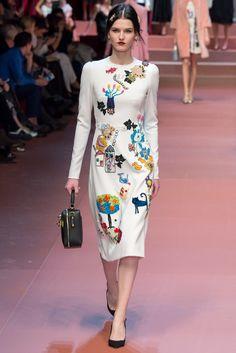 Dolce & Gabbana Otoño 2015-confección - Colección - Galería - Style.com