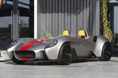 The Jannarelly Design-1 Is The New Retro Sports Car You Never Knew You Wanted - News