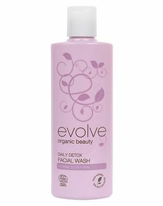 Evolve Daily Detox Facial Wash - Evolve  This is a must try! It didn't have a single ingredient show as an irritant or acne contributor on cosdna