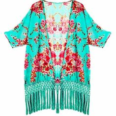 3867060ee3b5f 2016 New Fashion Summer Women Beach Cover Up Sexy Printing Bathing Suit  Cover Up Kimono Beach
