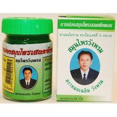 Thai Balm Green