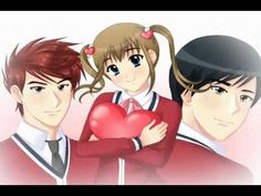 Heartful Chance~! Opening Movie  #PC_games #GxB #otome #free