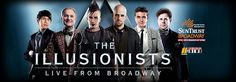 http://triangleartsandentertainment.org/wp-content/uploads/2015/10/IllusionistsIMAGE3-DPAC2015.jpg - The Illusionists Will Perform Their Mind-Blowing Magic from Broadway to DPAC on Nov. 10-15 - The Illusionists: Live from Broadway at DPAC stars (from left) Yu Ho-Jin, Jeff Hobson, Dan Sperry, Jonathan Goodwin, Adam Trent, and Raymond Crowe On Nov. 10-15, The Illusionists: Live from Broadway will perform their mind-blowing magic in the Durham Performing Arts Center's 2,70