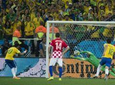 Brasil vence a Croacia - Historia del Futbol