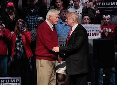 PUT ME IN, COACH: Legendary Indiana hoops coach Bobby Knight, a cult hero in Hoosier Nation, endorsed Trump loudly and repeatedly last week