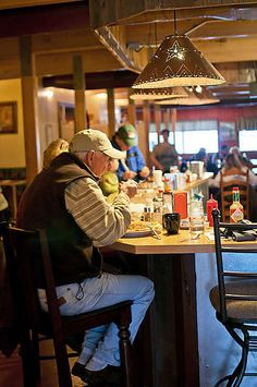 Storm Castle Cafe for Montana-sized portions