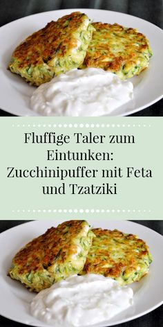 Quick Vegetarian Meals, Healthy Dinner Recipes, Clean Eating Recipes, Cooking Recipes, Eating Healthy, Zucchini Puffer, Eat Smart, Veggie Recipes, Family Meals