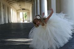 Flower girl dresses - Will be made by my wonderful aunt MaryAnn!