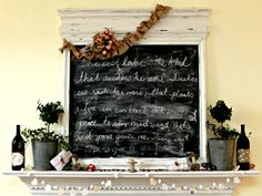 The Notebook Inspired Valentine s Mantel