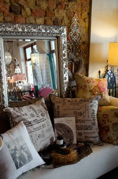 Shop for antiques in Franschhoek