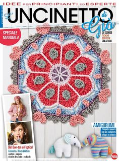 Find yourself a new hobby by reading our hobbies & craft magazines Knitting Magazine, Crochet Magazine, New Hobbies, Hobbies And Crafts, Knitting Needles, Baby Knitting, Crochet World, Love Sewing, Crochet Hooks