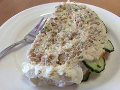 Liian hyvää: Voileipäkakkurulla tonnikalasta Mashed Potatoes, Ethnic Recipes, Shredded Potatoes