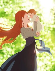 maquia: when the promised flower blooms at DuckDuckGo Maquia Anime, Fanarts Anime, Anime Films, Kawaii Anime, Anime Child, Anime Art Girl, Anime Bebe, Familia Anime, Anime Stickers