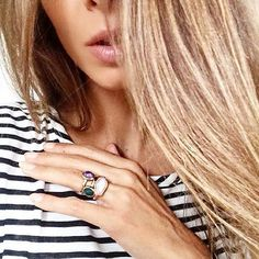 this wonderful ring combination shines in bright intense colors I NEWONE-SHOP.COM
