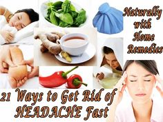 Most of the time, your headaches can be treated by you at home with over the counter painkillers and lifestyle changes, like drinking enough fluids and getting more rest.