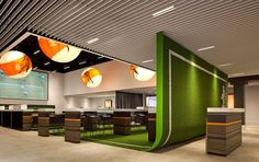 Knvb soccer association Boardroom Amsterdam Arena Stadium, concept design by www.day.nu