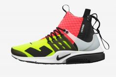 best website 812e7 f32ff Heres Your Best Look Yet at ACRONYMs NikeLab Air Presto Mids