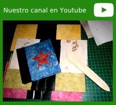 8 formas de hacer un telar de encuadernación – binding sewing frame | Encuadérnalo