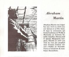 Ancestor and master marine pilot Abraham Martin dit l'Écossais History For Kids, My Family History, Canadian History, Family Roots, My Ancestors, Ancestry, Genealogy, Canada, France 2