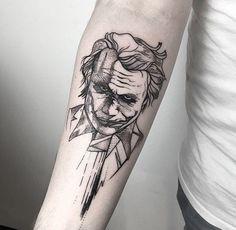 Las 110 Mejores Imágenes De Joker Tatto En 2019 Drawings Comics Y