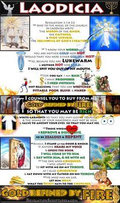 Laodicia 7 Churches