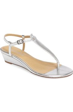 4f6d6b435a Splendid Justin Wedge Sandal (Women) available at #Nordstrom Wedge Sandals,  Leather Sandals