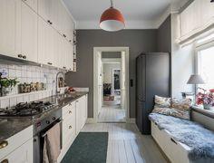Lagerlings - Humlegårdsgatan 7 - Klassiskt modernt invid Östermalmstorg - Våra hem