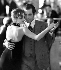 Al Pacino Dance Shall we? LOVE COuple