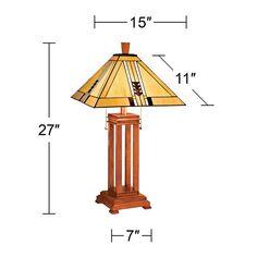 Craftsman Floor Lamps