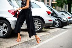 Culottes - Street Style, Look of the Day