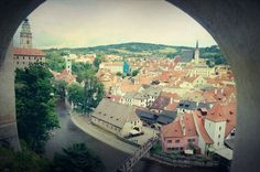 Cesky Krumlov, Czech  #europe #CeskyKrumlov #czech #체스키크롬로프 #체코 #유럽여행