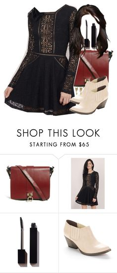 """""""Allison Inspired Outfit"""" by veterization ❤ liked on Polyvore featuring ASOS, Tobi, Serge Lutens, Very Volatile and Jade Jagger"""