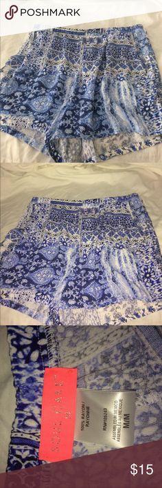 High waisted flowy shorts NWT Brandy Melville Shorts
