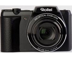 Rollei Digitalkamera Since 1920 Powerflex 240HD 16 Mio. Pixel Opt. Zoom: 24 x Schwarz