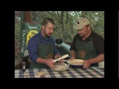 Breakfast Quiche on the Big Green Egg. Video: O'Neill Outside with Jamie Rosenthal