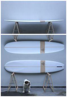 "feelflows-surfboards: 9'1"" Noserider"