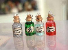 blood, love, pixie, poison, potion, unicorn, cap it