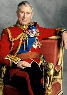 Principe de Gales - Carlos de Inglaterra