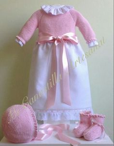 Sewing Projects For Kids, Baby Knitting, Knit Crochet, Flower Girl Dresses, Wedding Dresses, Baby Knits, Clothes, Kid Stuff, Fashion