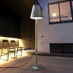 Fuß m. Bodenplatte zur Stehleuchte Fuse f. außen Jetzt bestellen unter: https://moebel.ladendirekt.de/lampen/stehlampen/standleuchten/?uid=0922f03f-d022-569f-bd9b-1ad86ff4a150&utm_source=pinterest&utm_medium=pin&utm_campaign=boards #stehlampen #leuchten #lampen Bild Quelle: www.lampenwelt.de