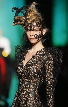 Jean Paul Gaultier Haute Couture Fall Winter 2007 – 2008