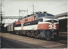 Bpt ct 1958, New Haven RR