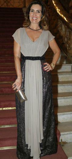 roupas-da-fatima-bernardes-4.jpg (1000×2194) #vestido #gown #dress #festa #senhora #fatimabernardes: