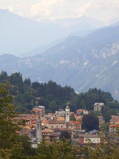 Civenna, Bellagio, Lake Como, Lombardy, Italy