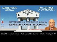 Los partidos políticos estatales son enemigos de la sociedad civil.