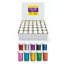 Glitter Jars Classroom Pack - Set of 30